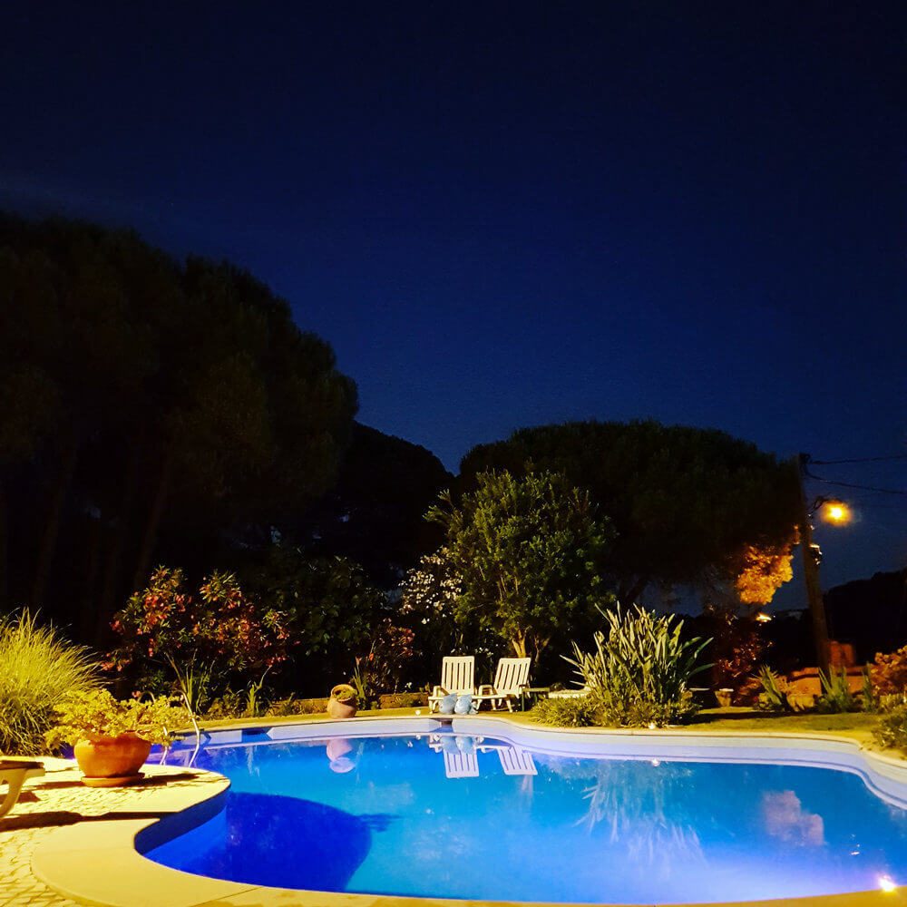 At the end of the day, take a deep breath and enjoy the serenity of Vila de Sol