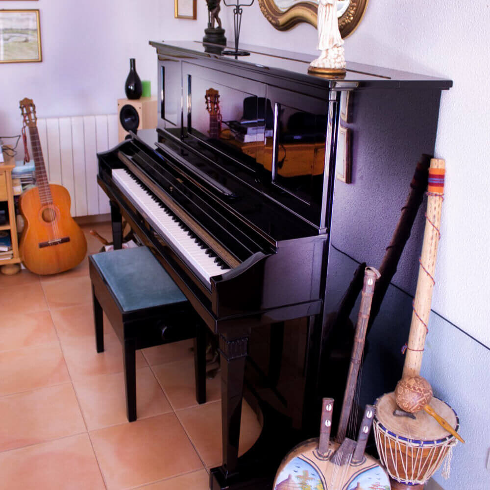 In the Vila de Sol lounge you will find various games and musical instruments