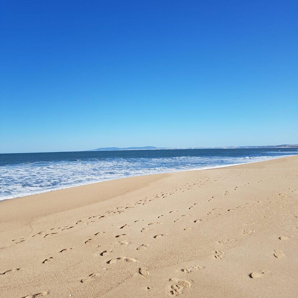 Aldeia do Meco beach